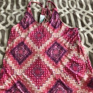 Maurices patterned tank